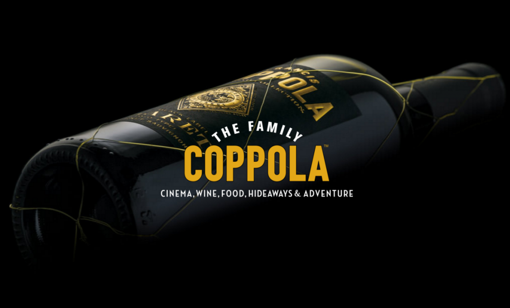винодельня Francis Ford Coppola Winery
