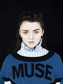 Мэйси Уильямс (Maisie Williams)